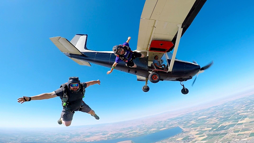 Skydiving Center «Sky Down Skydiving», reviews and photos, 5111 Aviation Way, Caldwell, ID 83605, USA