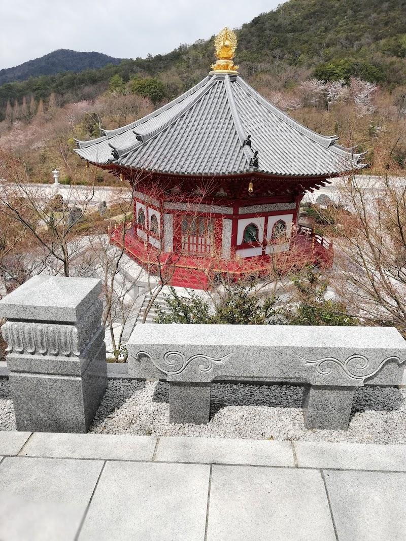 佛教の王堂 五百羅漢公園