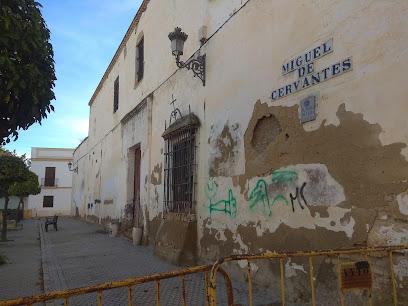 Casa Del Ave Maria