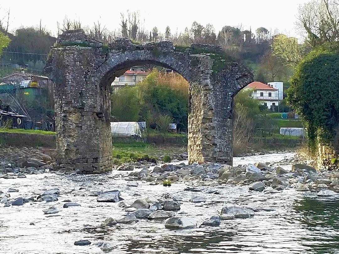Ponte Romano di Bucine