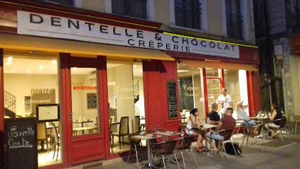 photo du restaurant Dentelle Et Chocolat