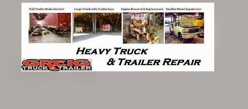 Réparation de camion Greig Truck & Trailer à Astra (ON) | AutoDir