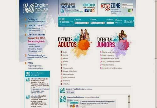 Active Global English House