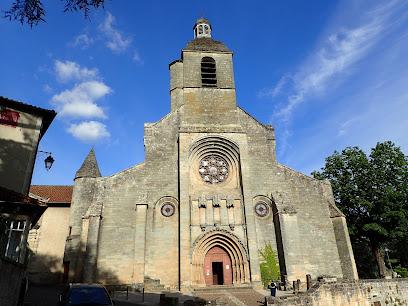 Eglise Notre Dame du Puy Figeac