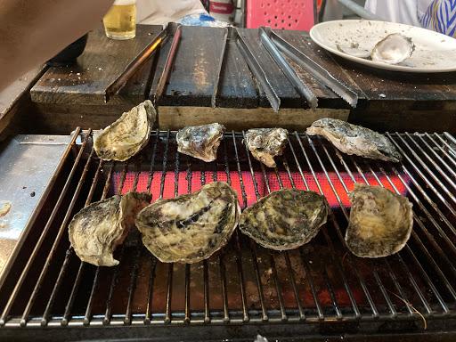 澎湖山水太子碳烤