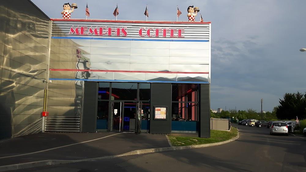 photo du resaurant Memphis St-Brice sous Fôret.
