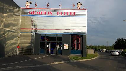 photo du restaurant Memphis St-Brice sous Fôret.