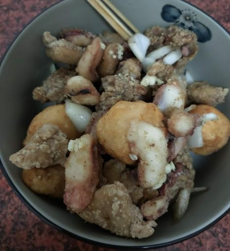 阿芬鹽酥雞