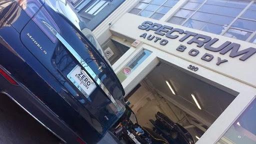 Auto Body Shop «Spectrum Auto Body», reviews and photos, 320 10th St, San Francisco, CA 94103, USA