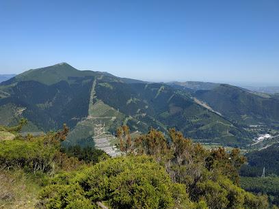 Cima del monte Aguilatos