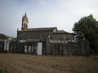 Iglesia de San Salvador de Vilar de Sarria