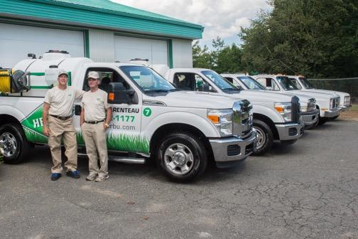 Lawn care service Herbu Martin Parenteau Inc. in Sorel-Tracy (Quebec)   LiveWay
