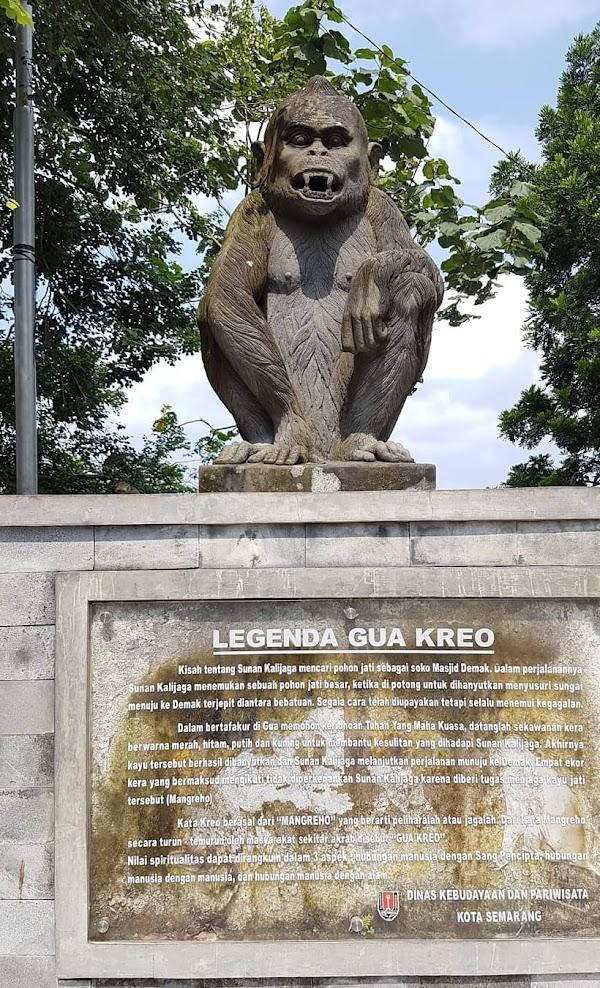 sejarah goa kreo