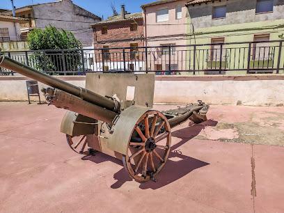 Museo Guerra Civil en Aragón - Vestigios Guerra Civil