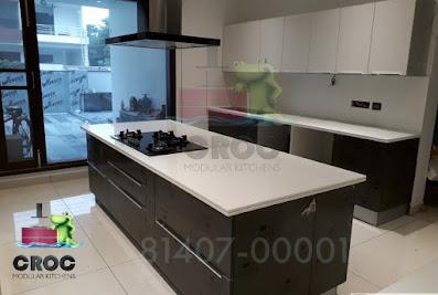 CROC Modular kitchen
