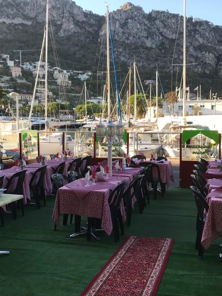 photo du resaurant Le Portofino