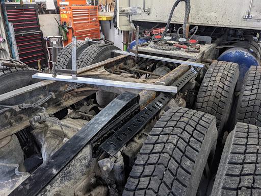 Réparation de camion Ressorts Maska Inc à Saint-Hyacinthe (Quebec)   AutoDir