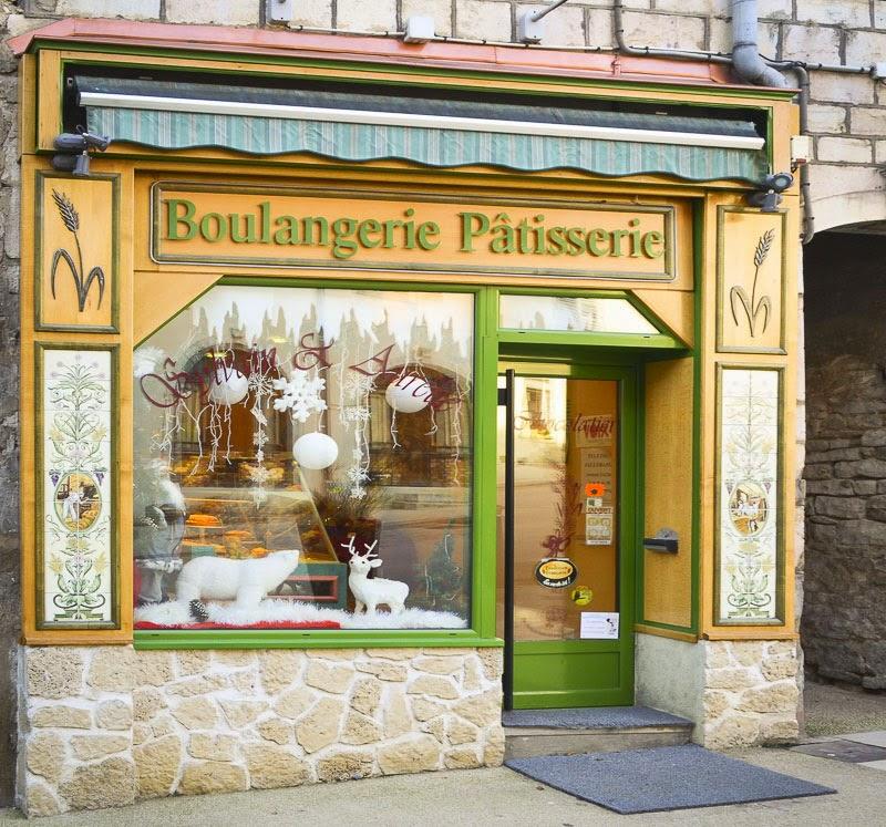 Boulangerie pâtisserie Colle Sylvain Marnay
