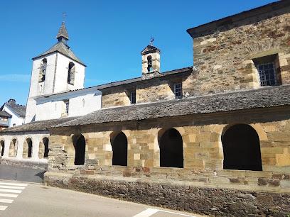 Church of San Salvador de Grandas