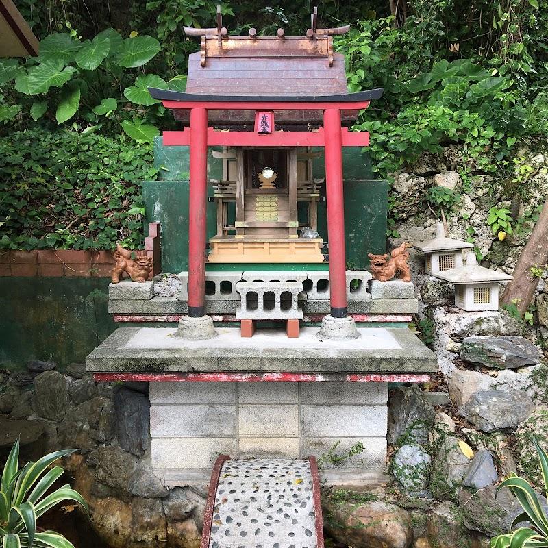 琉球八社 天久宮