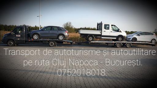 B & B TRANSPORT DE AUTOTURISME