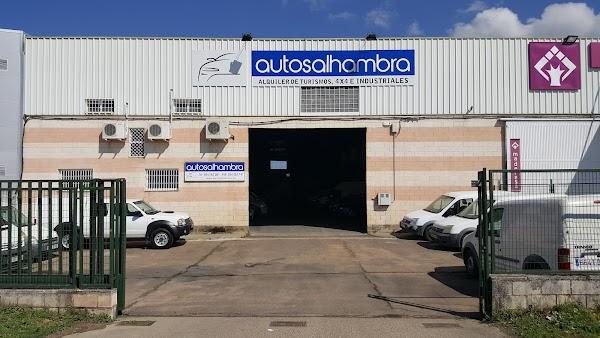 Autos Alhambra Badajoz, S.A.