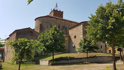 Església parroquial de Santa Eulàlia de Ronçana
