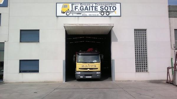 GRUAS Y TRANSPORTES F.GAITE SOTO