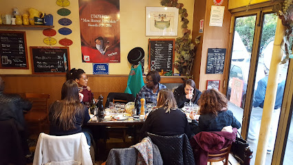 photo du restaurant L'Imprévu