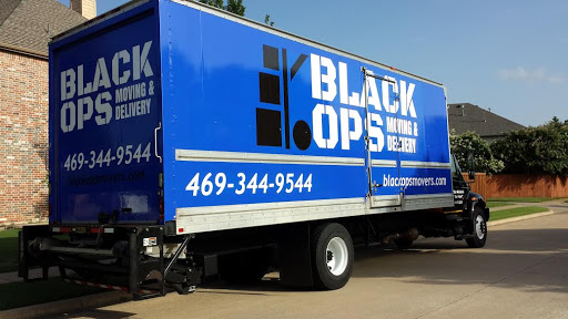 Black Ops Moving and Delivery, 585 Bennett Ln, Lewisville, TX 75057, Mover