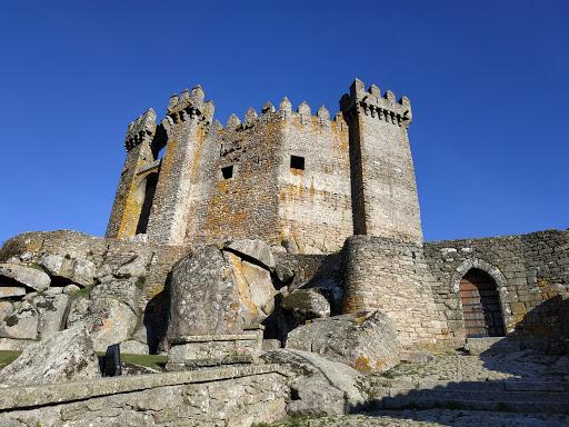 Castelo de Penedono, Penedono, Portugal, Abadia, estado Viseu