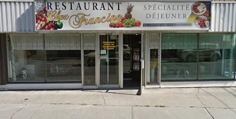Restaurant Chez Francine