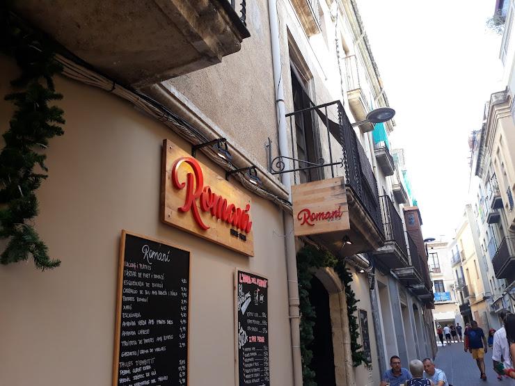 Romanĺ Carrer de la Palma, 10, 08720 Vilafranca del Penedès, Barcelona