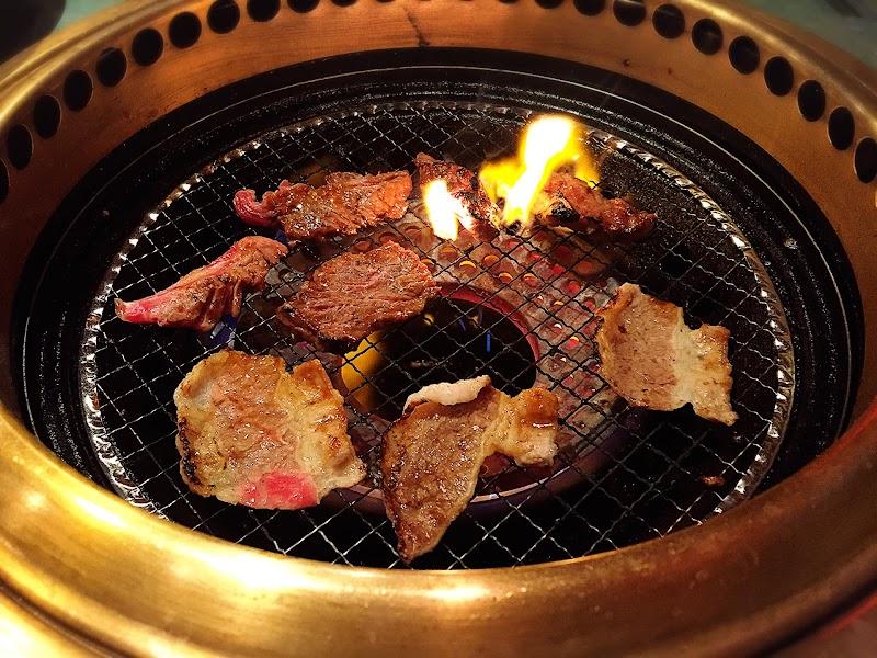 焼肉家 味のがんこ炎 稲沢中央道店