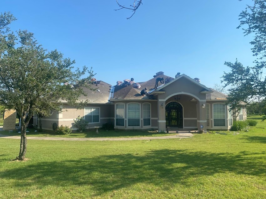 New Roof Installlation New Braunfels Tx by Cool Roofs Inc