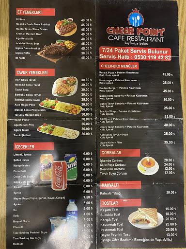 Cheer Point Cafe & Restaurant