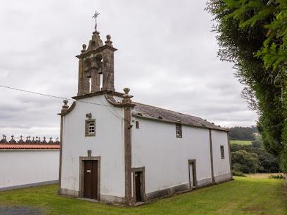 Igrexa de Santa María de Bardaos
