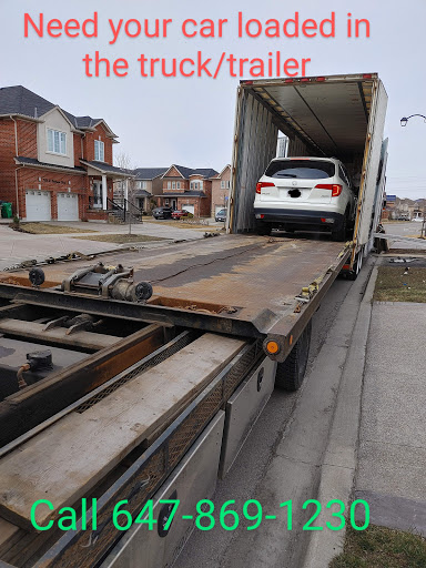 Service de remorquage Tow truck mississauga/tow truck brampton/roadside assistance à Mississauga (ON)   AutoDir