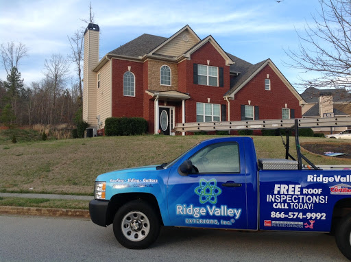 Roofing Contractor Ridge Valley Exteriors Inc Reviews