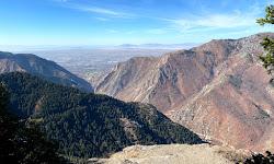 Sardine Peak Trailhead