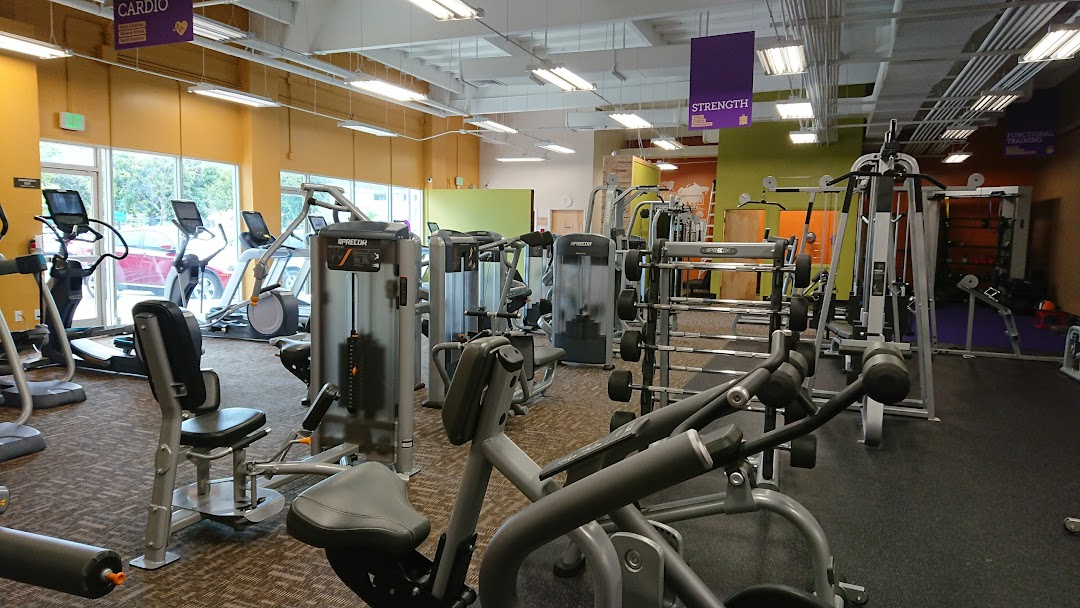 Anytime Fitness In The City Kailua