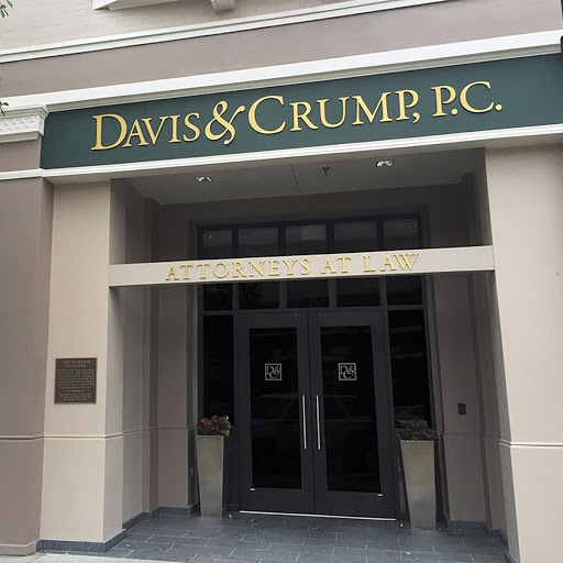 Legal Services «Davis & Crump, P.C. Attorneys At Law», reviews and photos