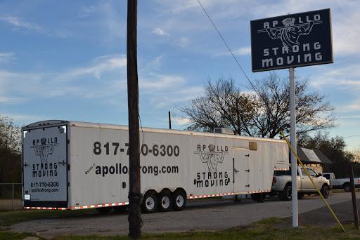 APOLLO STRONG MOVING, 7825 S Cooper St, Arlington, TX 76001, Mover