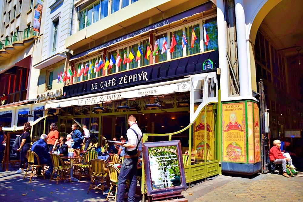 photo du resaurant Le Café Zéphyr