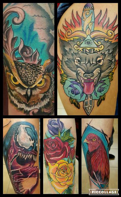 Tattoo Artist Near Me - MAPPinternational.org