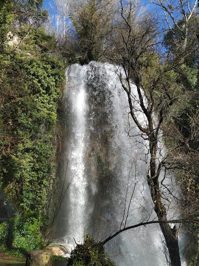 Cascada de Fuentetoba