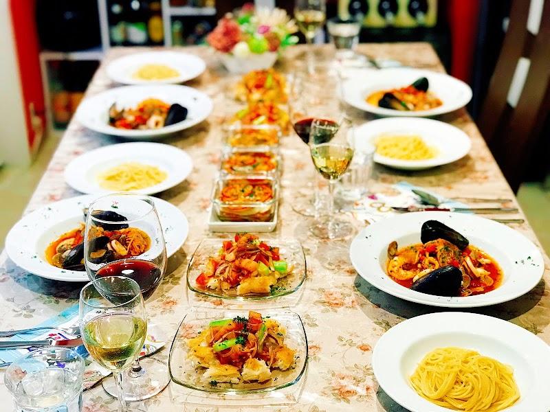 イタリアン料理教室 クオーレ(La casalinga del cuore)北九州小倉教室