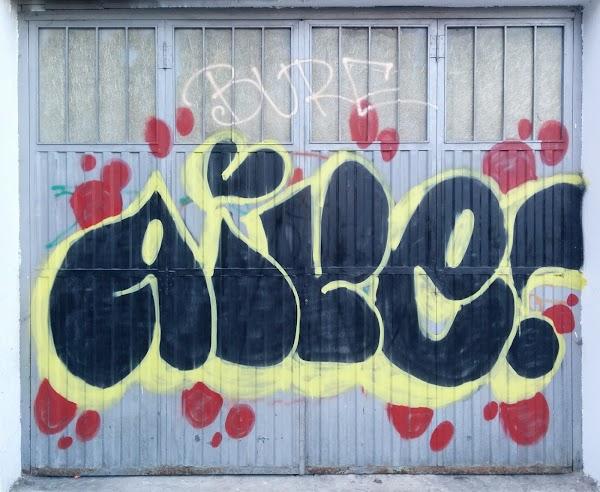 Graffiti de Aire