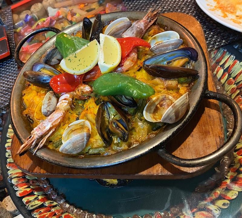 スペイン料理 メソンバスカ