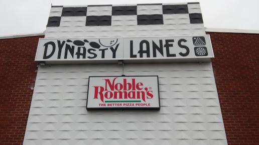Dynasty Lanes - Noble Roman's Pizza